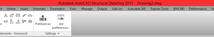 AutoCAD Structural Detailing