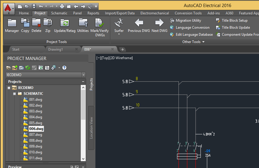 learning autocad electrical 2014 pdf