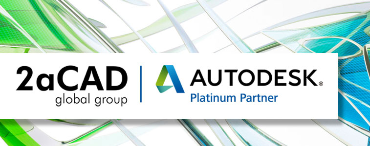 2aCAD Autodesk Platinum Partner