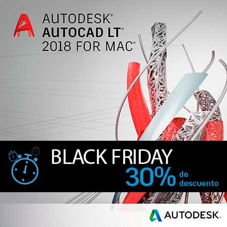 AutoCAD LT para Mac Black Friday