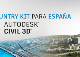 Country Kit para España Civil 3D