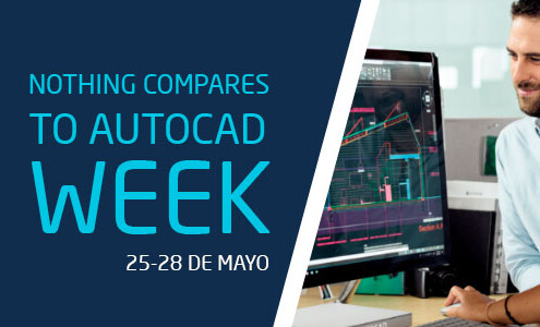 Nothing compares to AutoCAD Week
