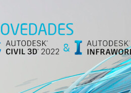 Novedades civil3d infrawors 2022