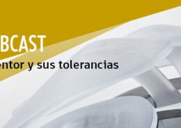 Webcast Inventor y sus tolerancias