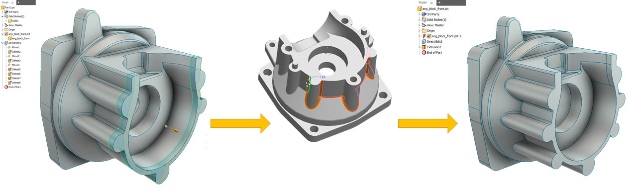 AnyCAD Inventor 2018