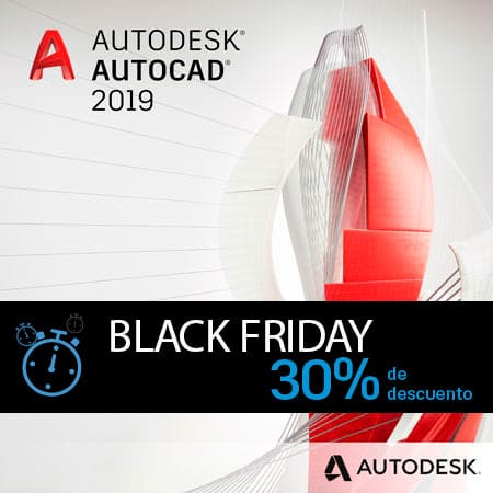 AutoCAD 2019 - Black Friday