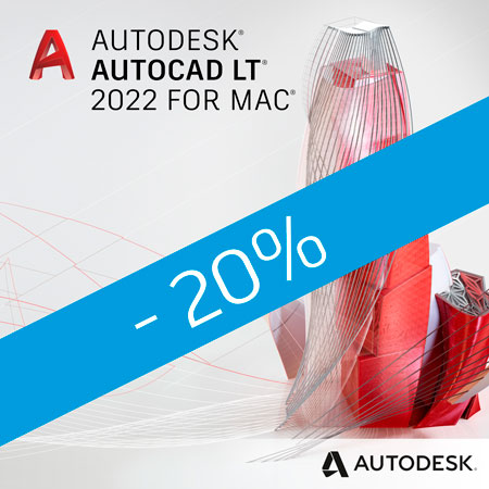 AutoCAD LT Mac 2022 Promoflash