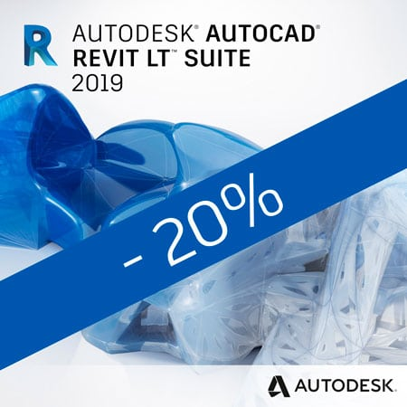 AutoCAD Revit LT Suite 2019 Promoflash