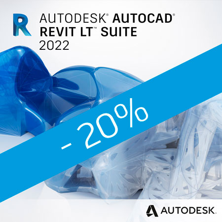 AutoCAD Revit LT Suite 2022 Promoflash
