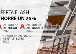 Oferta Flash AutoCAD AutoCAD LT  Revit LT Suite