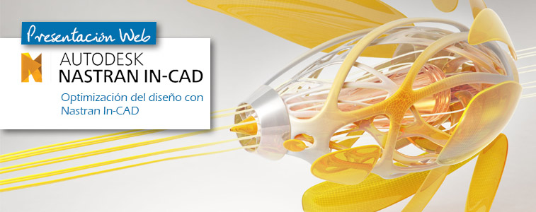 Optimización Diseño Nastran In CAD